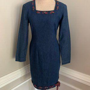Vintage Misty Lane Denim Dress